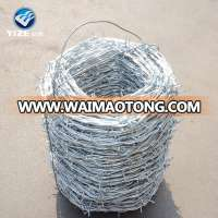 new premium protect material iron fence wire bulk galvanized barbed Wire