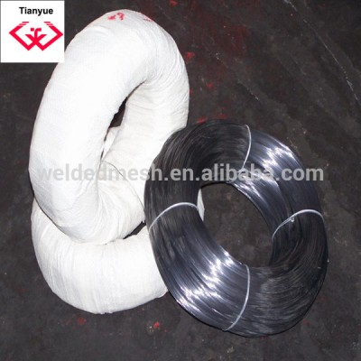 Hot Dipped 18 Gauge Gal Iron Wire/manufacturer/SGS quality