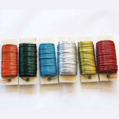 Waimaotong China Low Price Color Coated Florist Wire